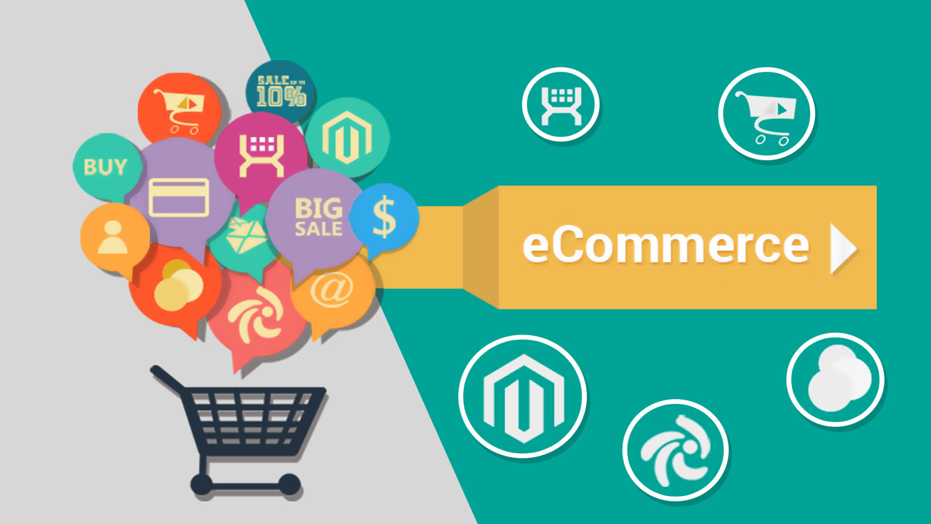 e-commerce website development india usa canad, online training
